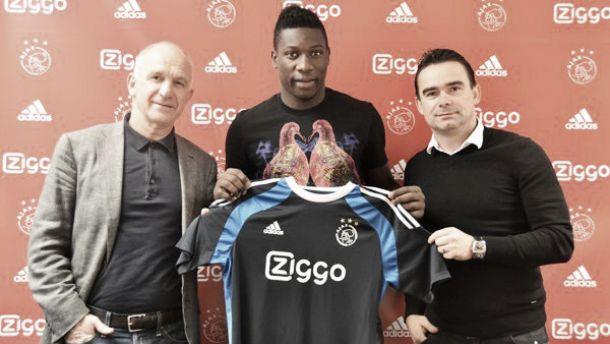 Onana llega este verano al Ajax