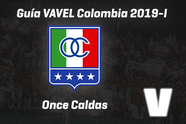 Guía VAVEL Liga Águila 2019-I: Once Caldas