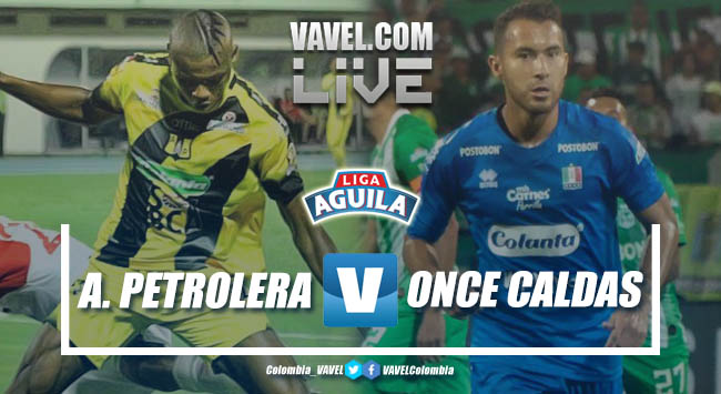 Alianza Petrolera vs Once Caldas EN VIVO online por la Liga Águila