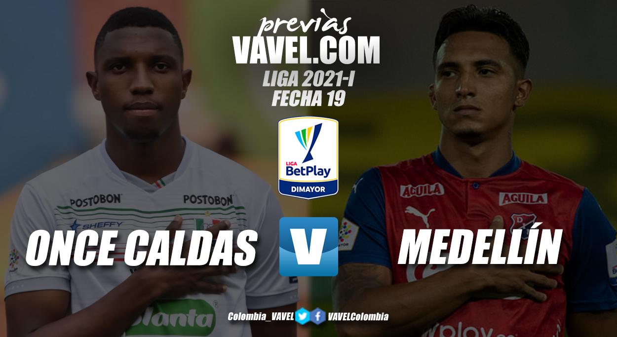 Previa Once Caldas vs Independiente Medellín: duelo que define un cupo a los 'play-offs'