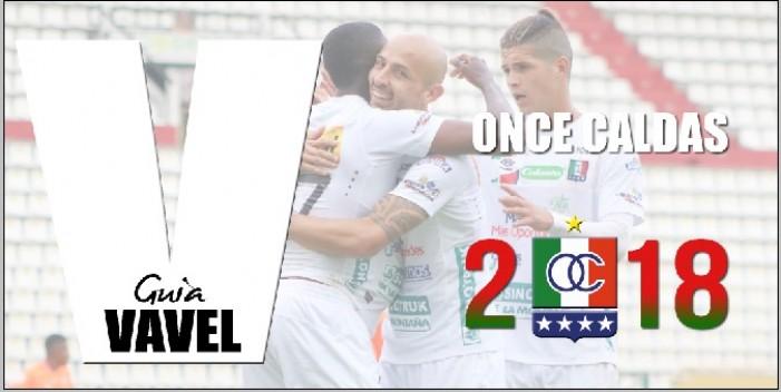 Guía VAVEL Liga Águila 2018-I: Once Caldas