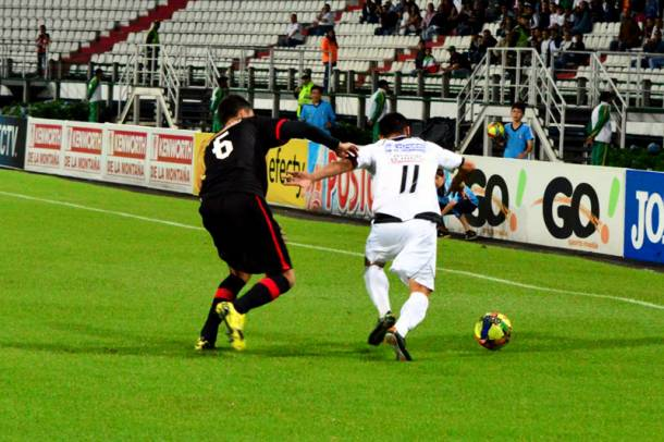 Resultado Medellín - Once Caldas en la Liga Postobón 2013 (1-2)