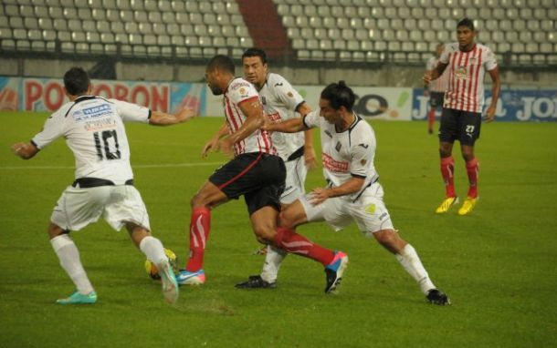 Once Caldas vs Junior, Liga Postobón en vivo online