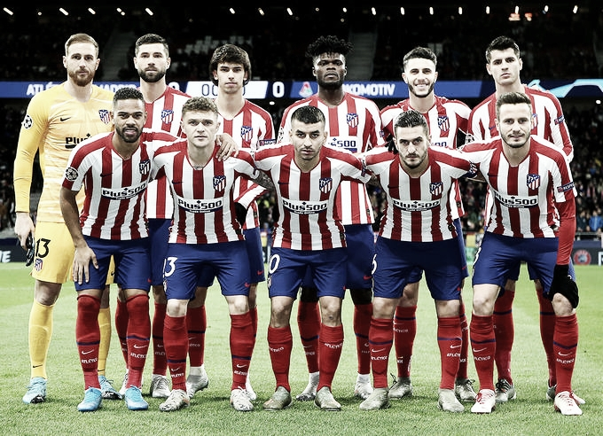 ¿Y si el Atlético se quedara fuera de Champions?