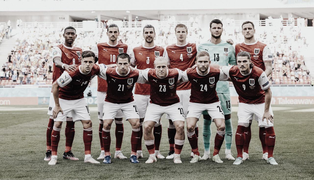 Análisis del rival de Italia: Austria la primera vez en octavos
