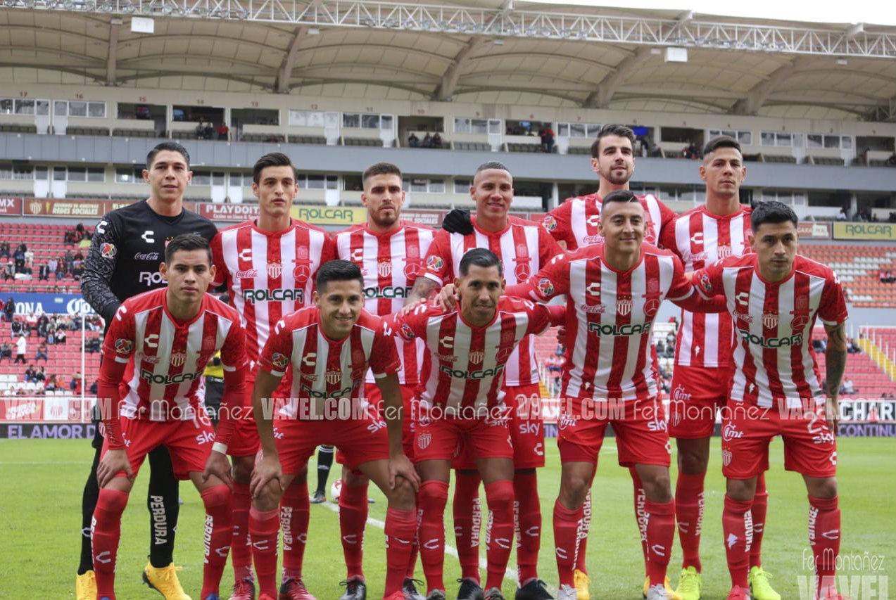 Puntuaciones de Necaxa en la Jornada 4 del Clausura 2020 de la Liga MX