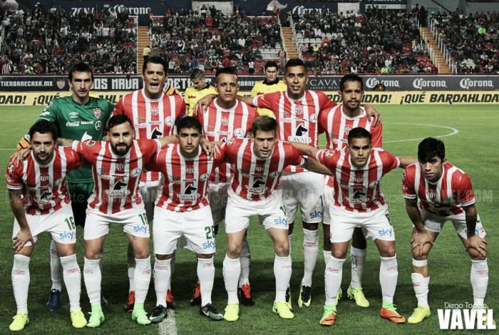 Necaxa 1-1 Monterrey: puntuaciones de Necaxa en la Jornada 5 de la Liga MX Clausura 2017