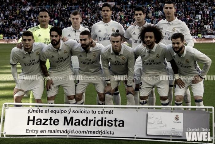 El Real Madrid invitado al All Star Game 2017 contra jugadores de la MLS