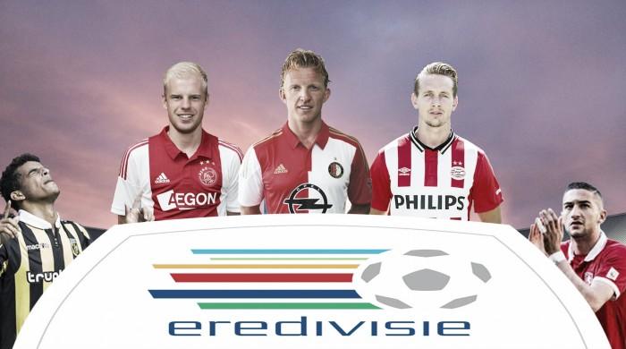 Once ideal del 2016 de la Eredivisie