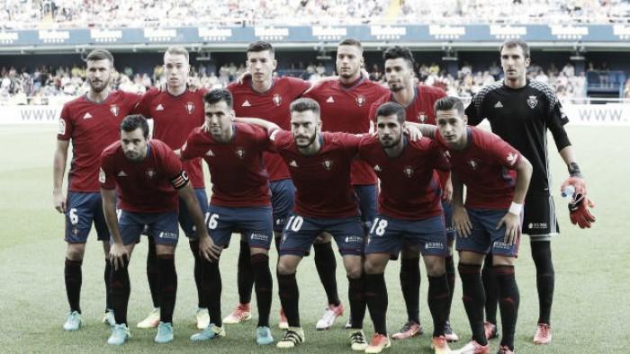 Villarreal - Osasuna: puntuaciones de Osasuna, jornada 6 La Liga