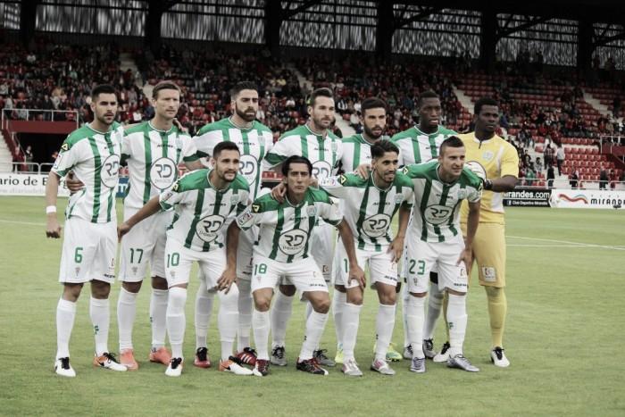 CD Mirandés - Córdoba C.F: puntuaciones del Córdoba, jornada 40 de la Liga Adelante