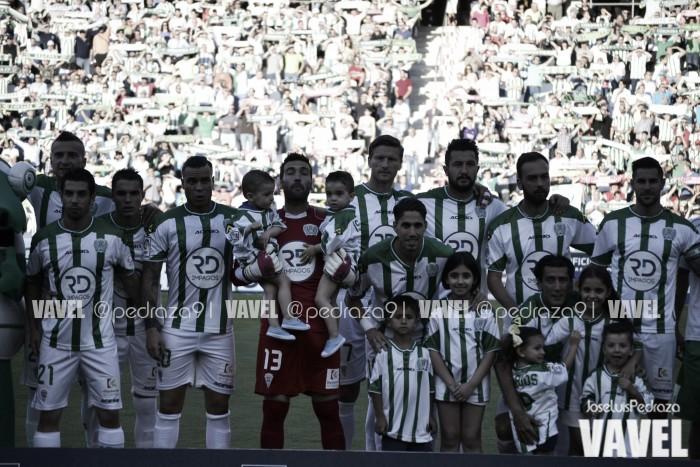 Córdoba CF - UD Almería: puntuaciones del Córdoba CF, jornada 42ª de la Liga Adelante