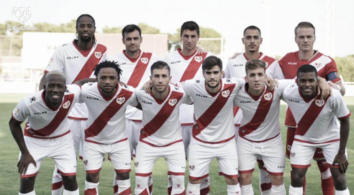Primera derrota de la pretemporada contra otro recién ascendido, el Real Valladolid