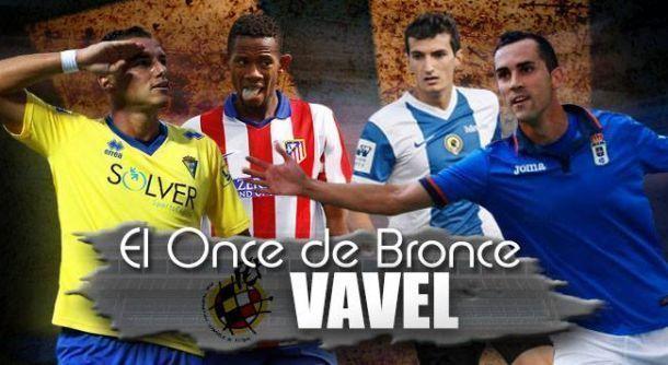 El Once de Bronce: Segunda División B, jornada 34