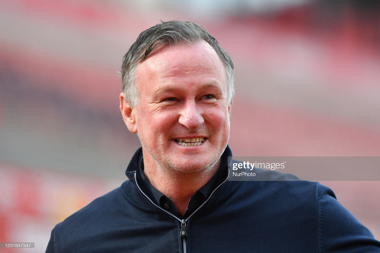 Michael O'Neill frustrated with stalemate against Preston