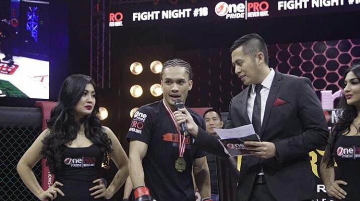 Dua Sabuk Juara MMA Diperebutkan