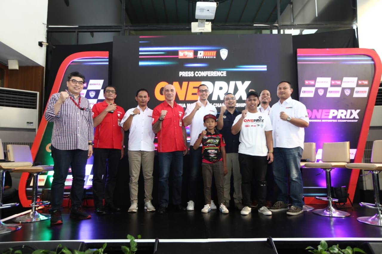 Kejuaraan Nasional Oneprix 2019 Siap Digelar