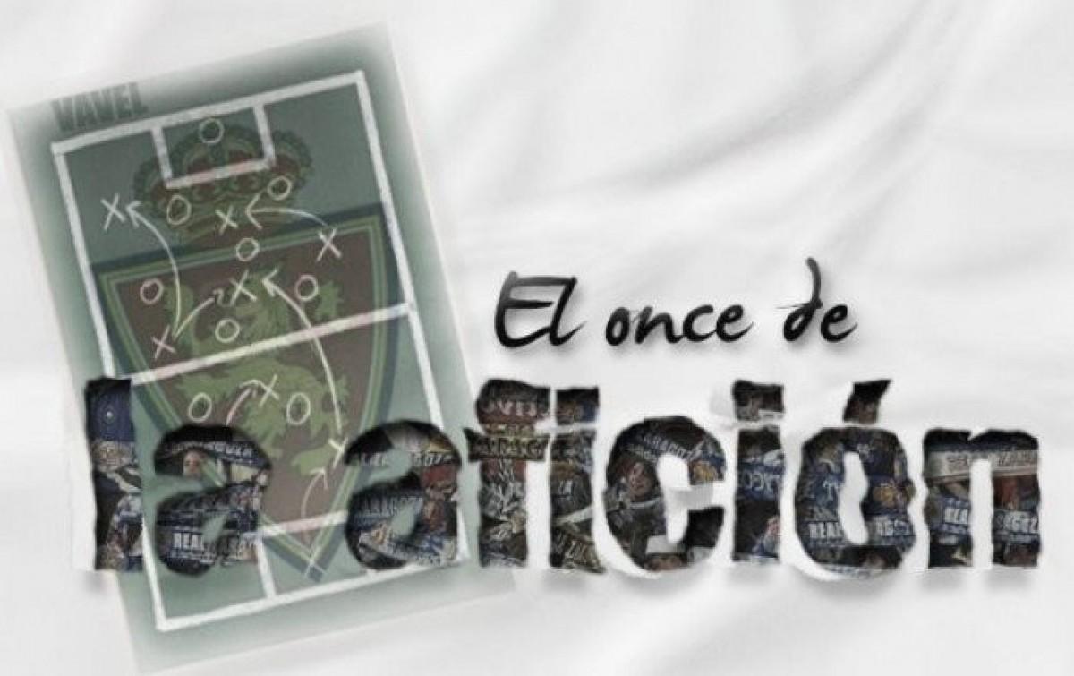 El once de la afición ante la SD Huesca