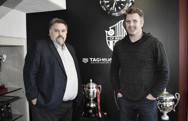 Onolfo deja la puerta abierta a posibles despidos en el CF Reus