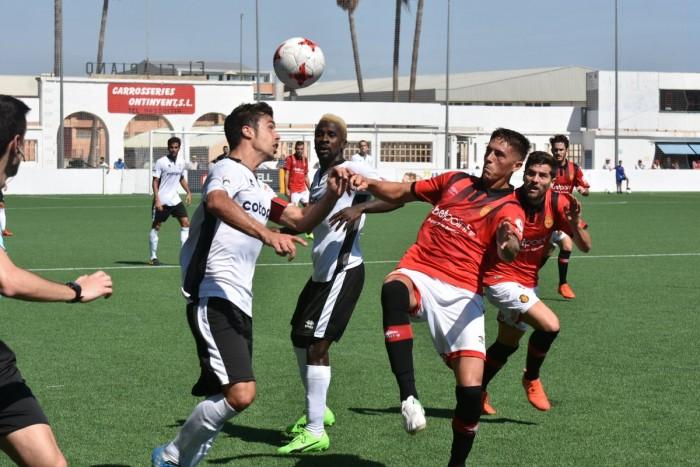 Sufrido triunfo del RCD Mallorca en Ontinyent
