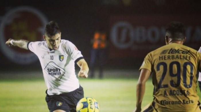 """Lucas Ontivero: """"Jugar en Venados, mi sueño desde niño"""""""