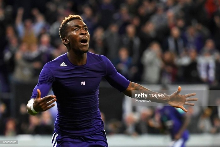 Everton looking to bring Henry Onyekuru back from loan early