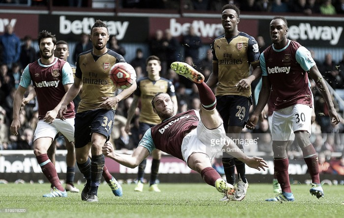Premier League: West Ham e Arsenal empatam no dérbi londrino