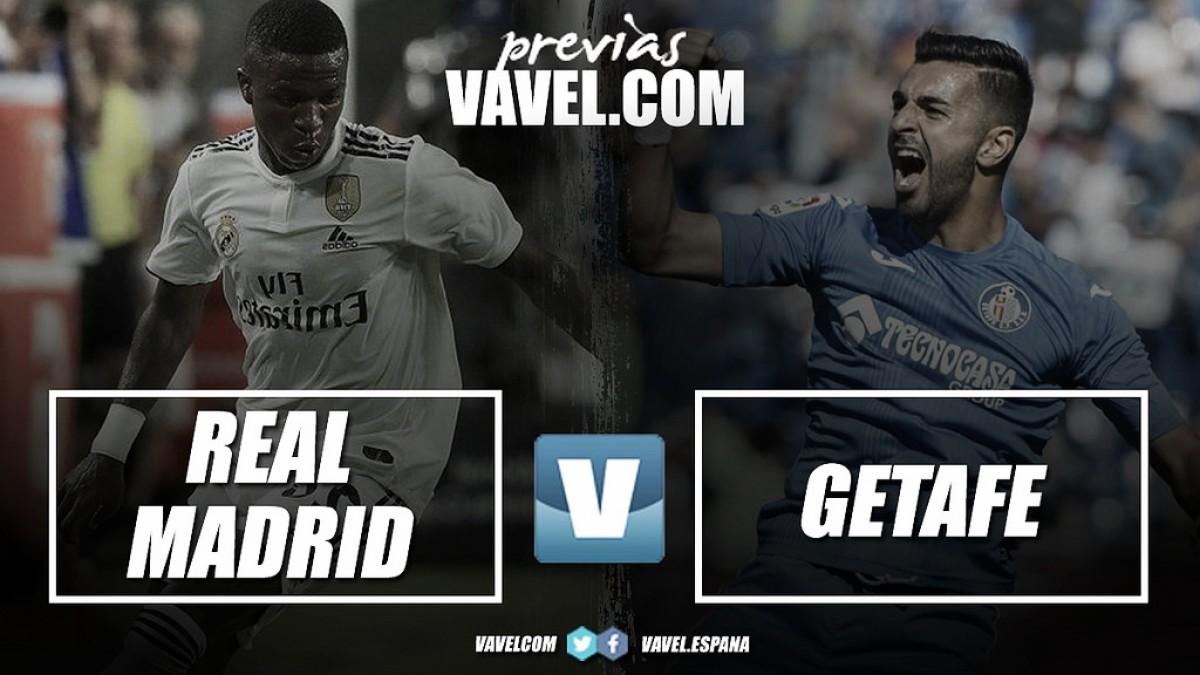 Getafe Real Madrid 0 3: Resultado Real Madrid 2 X 0 Getafe Pela La Liga 2018/19