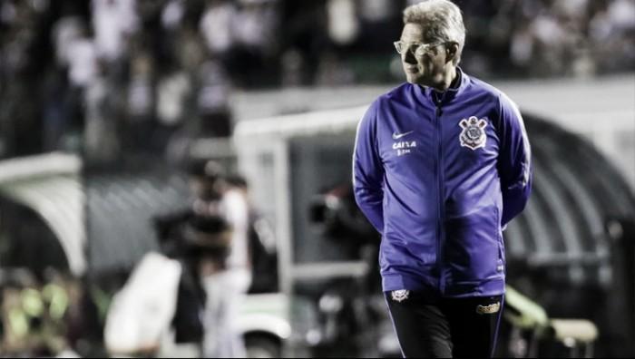 Apesar do empate, Oswaldo de Oliveira comemora boa atuação contra Figueirense
