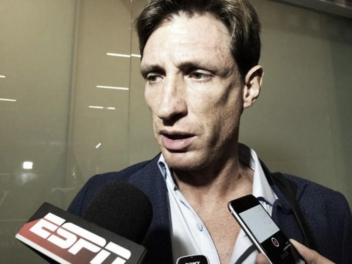 """Facundo Sava: """"Creo que el resultado es justo"""""""