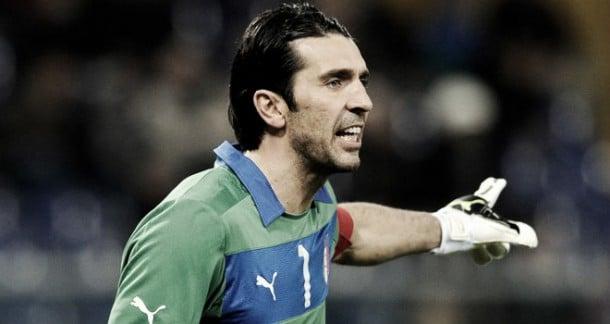 """Italia, la speranza di Buffon: """"Spero che Conte resti anche dopo gli Europei"""""""