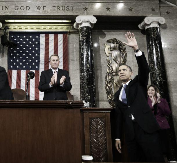"""Barack Obama: """"Yo no renuncio, empezaría de nuevo"""""""