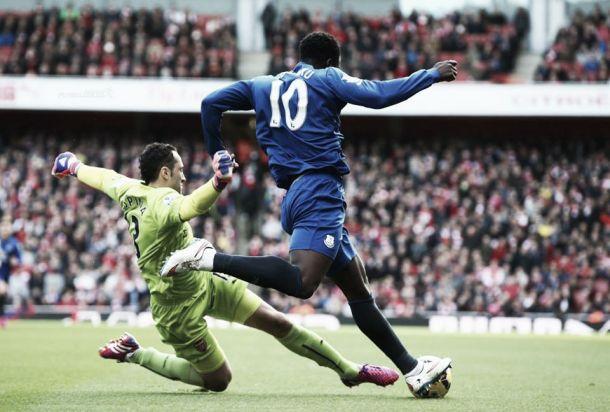 Ospina fue figura en la recuperación liguera del Arsenal