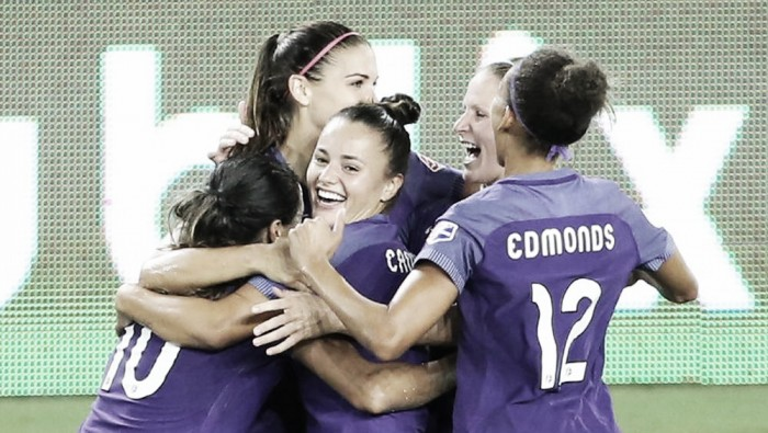 Orlando Pride stride past Washington Spirit