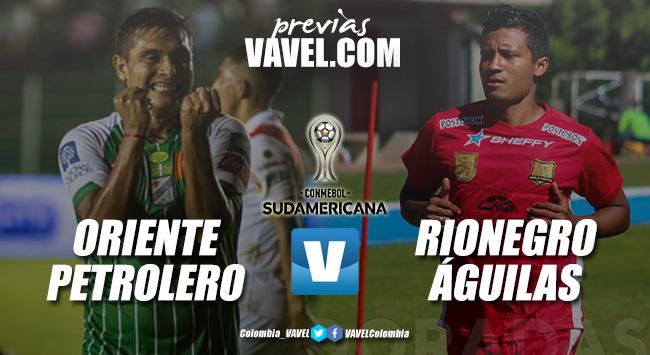Previa Oriente Petrolero vs Rionegro Águilas: duelo por la clasificación