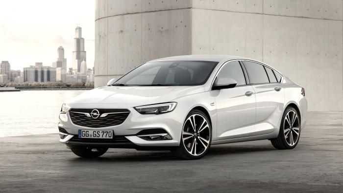 Nuevo Opel Insignia: adelgazado y puesto en forma