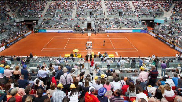 Miércoles de lujo en el Mutua Madrid Open