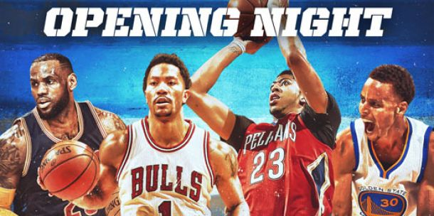Preview NBA, opening night: ci sono LeBron James, Stephen Curry ed Anthony Davis