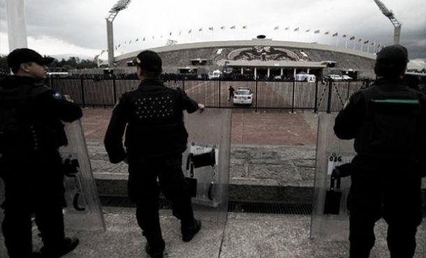 SSP resguardará el Pumas - América