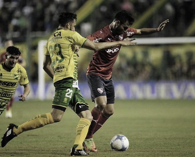 Previa Defensa y Justicia - Independiente: primera parada Florencio Varela