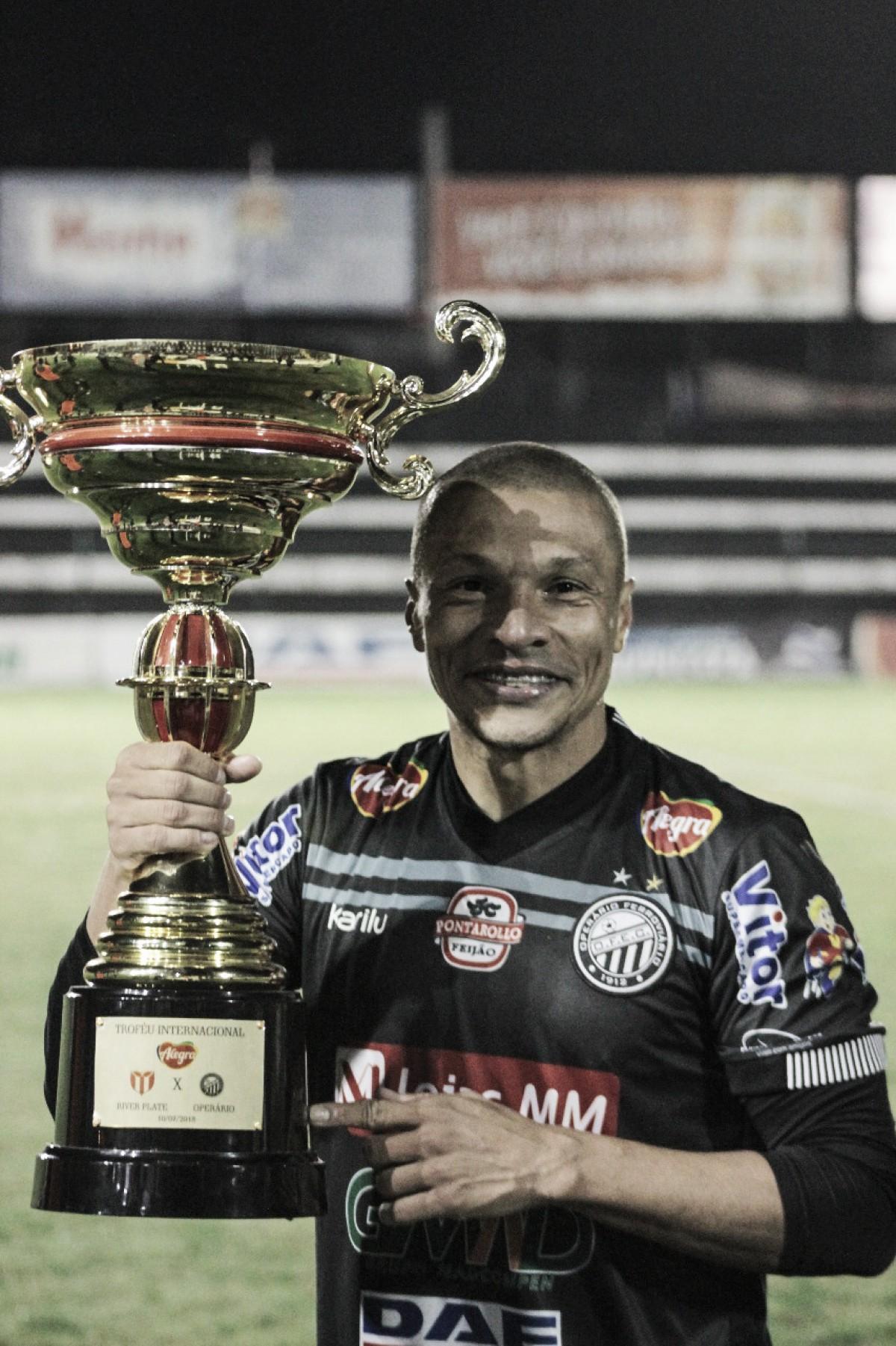 Operário vence River-URU e conquista a Taça Alegra
