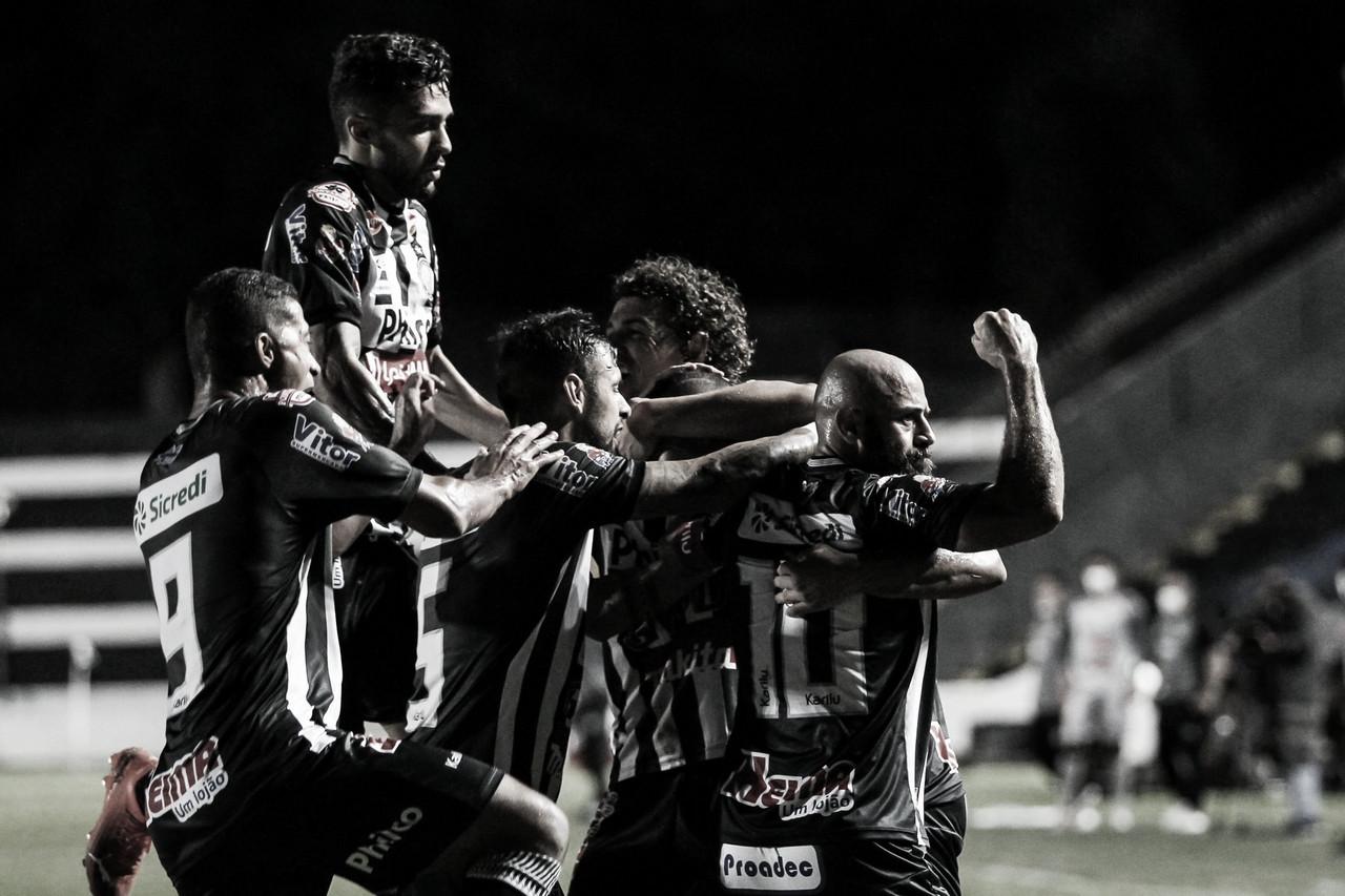 Operário derrota rebaixado Botafogo-SP na rodada final da Série B