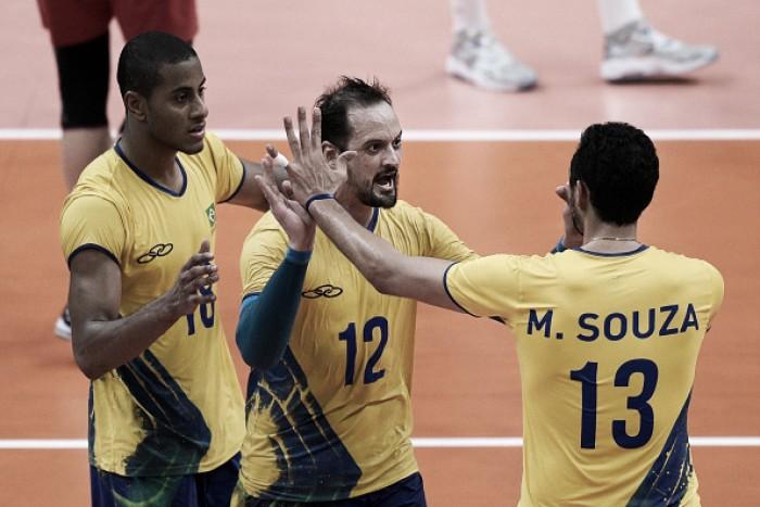Lucarelli e Lipe buscam superar lesões na busca pelo ouro olímpico do vôlei