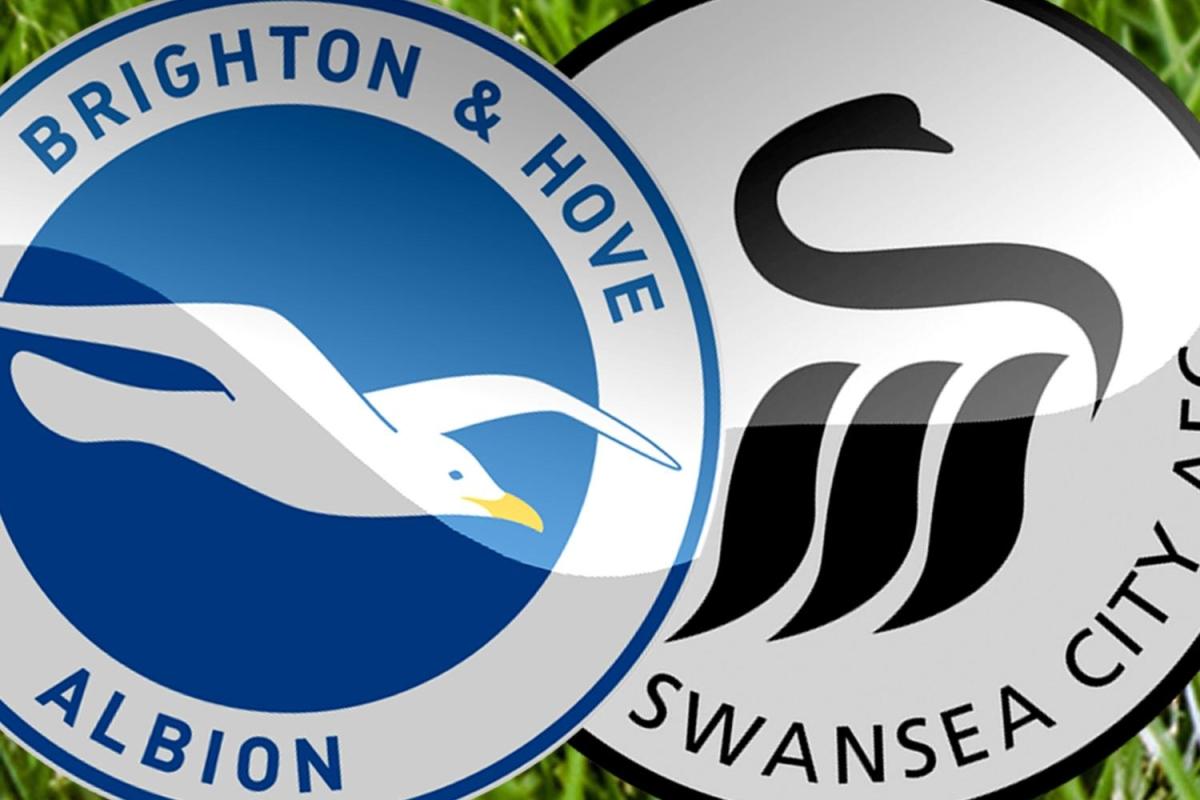 Summary and highlights of the Brighton 2-0 Swansea City in Carabao Cup