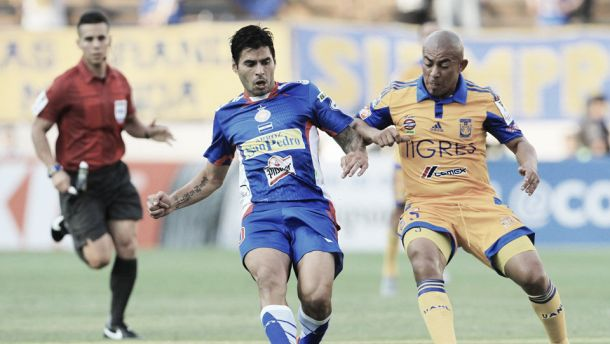 Isidro Metapán - Tigres: por el pase a Cuartos de Final