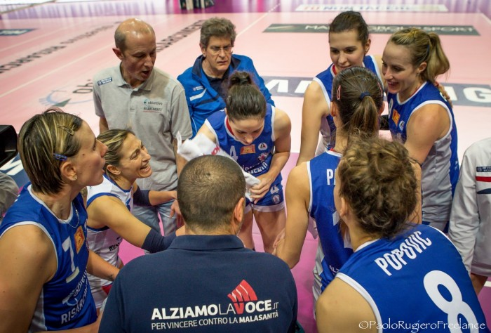 Volley A1 femminile: domenica va in scena la sfida salvezza Obiettivo Risarcimento Vicenza - Il Bisonte Firenze