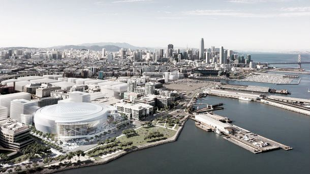 Golden State Warriors: ritorno a casa, cinquant'anni dopo