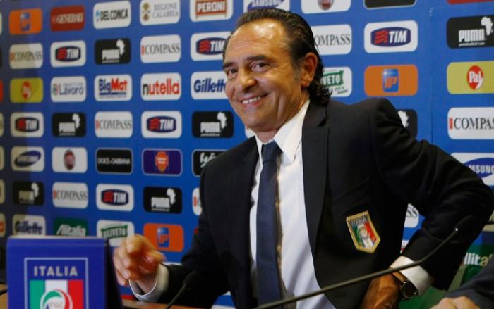 """Prandelli: """"Scudetto? Sessanta per cento Juve, ma il Napoli non molla"""""""