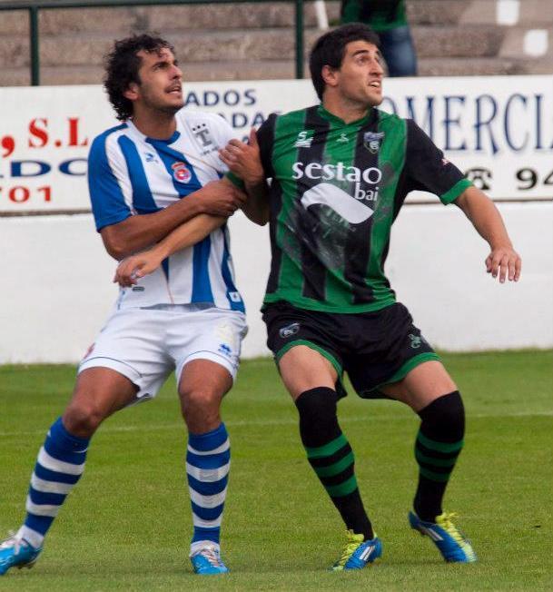 Mikel Orbegozo, nuevo delantero para el Amorebieta