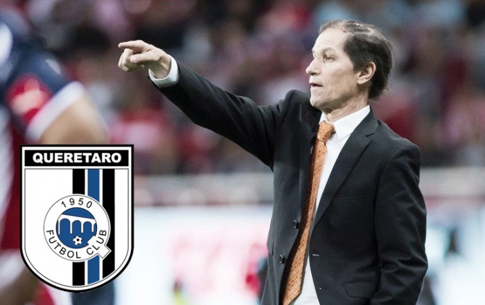 Jaime Ordiales toma la presidencia de Gallos Blancos